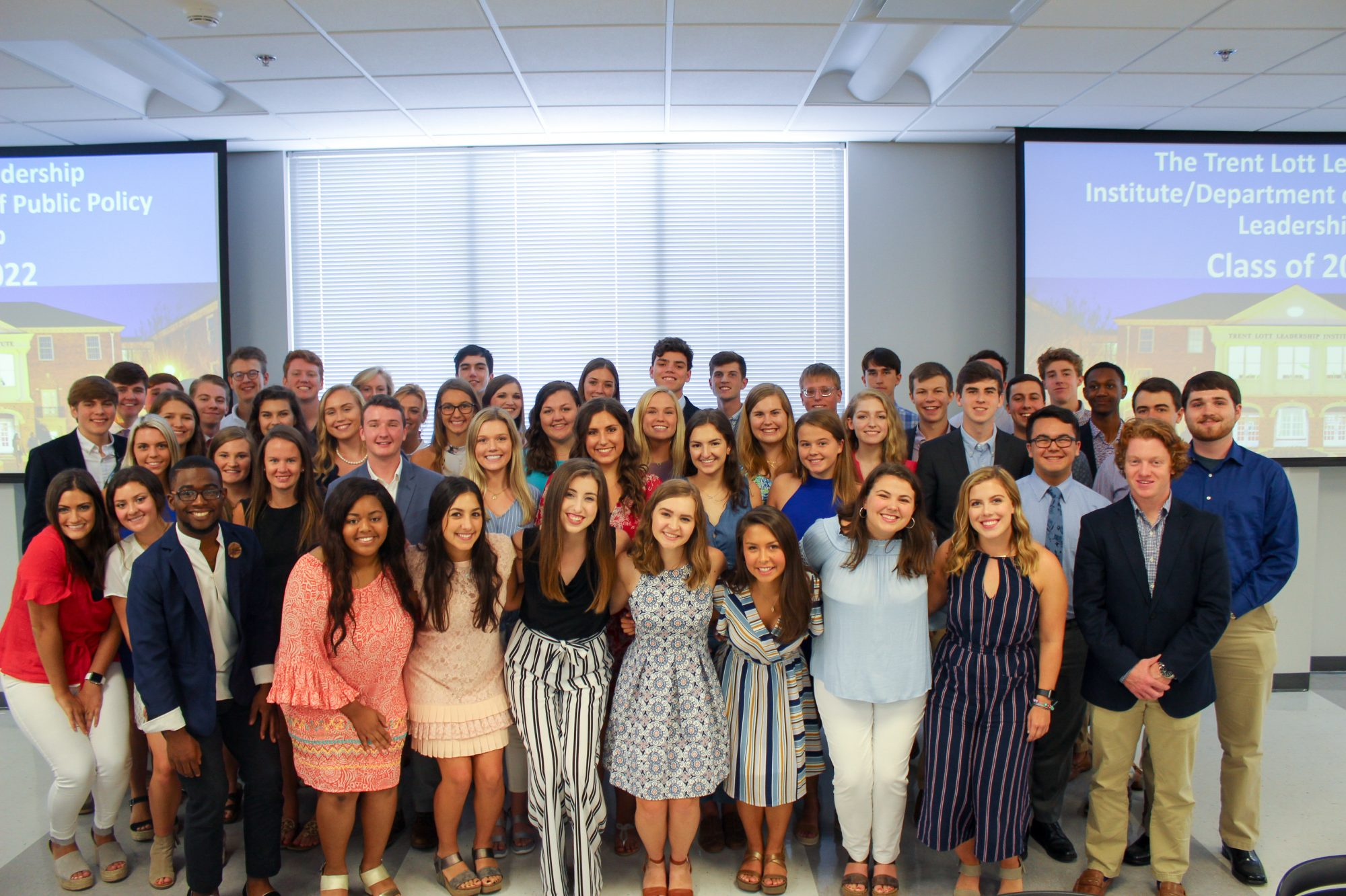 Public Policy Leadership Class of 2022