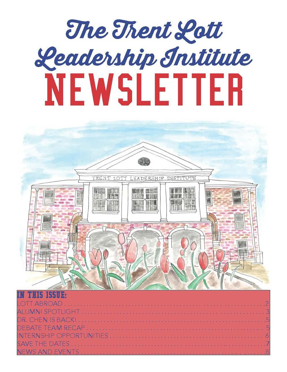 Spring Newsletter 2019